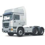 Het Hoofd van de Vrachtwagen van de Tractor 380HP van Shacman F2000 van Shaanxi 6X4