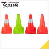 18-polegadas em PVC Laranja Fluorescente de Segurança Rodoviária do Cone de Tráfego (S-1231)