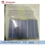 Mini poli/animale domestico/vetro dei comitati solari laminati per il caricatore solare