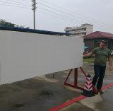 Panneau de revêtement en aluminium décoratif de mur avec le fini durable de peinture