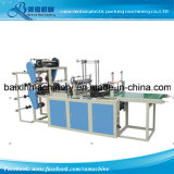 HDPE LDPE LLDPE Plástico Film Flat Bag Making Machine