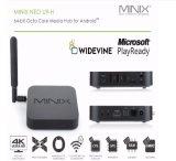Minix NeoU9h Octa Kern des Neo-U9-H Amlogic S912 neuesten ChipAndroid 6.0 Fernsehapparat-Kasten-mit A3 Lite