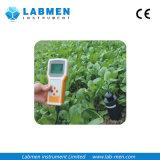 大きいLCD Displayerが付いている土の湿気のメートル