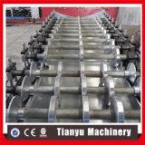機械を中国製形作る下見張りシートの屋根のパネルロール