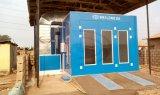 La cabina/el coche de la pintura del coche del garage Wld8200 cuece al horno el horno