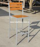 Cadeira Bar moderno mobiliário de exterior de alumínio