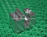 CNC обработки алюминия поворачивая деталь небольшого размера с высокой точностью
