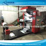 Saco de polietileno Máquina Impressora Flexográfica