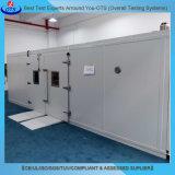Walk-in de Humedad Temperatura de la estabilidad climática de la cámara de prueba (test de la sala)