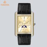 Die der neueste Qualitäts-Luxuxuhr-Quadrat-Uhr männer mit Schweizer Movement72537