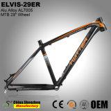 2017 frame novo da bicicleta de montanha da liga de alumínio 29er do OEM Al7005