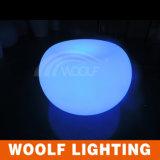 판매를 위한 LED 정원 커피용 탁자