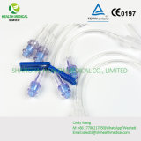 Connecteurs libres de pointeau avec des tubes de prolonge