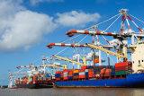 Nave delle merci aviotrasportate da Shenzhen nel Vietnam
