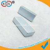 Zink-Behandlungs-Block-Neodym-Magnet