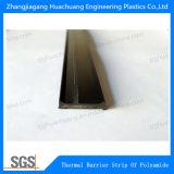 La poliamida de alta precisión basó los perfiles del aislante para las fachadas de aluminio