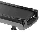 Tapis roulant de pliage multifonctionnel d'A7 2.0HP mini avec le rouleau-masseur