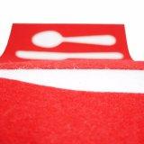 Poliéster 100% emendado Placemat para o Tabletop e as decorações