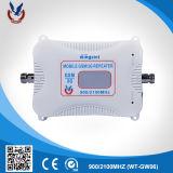 Amplificador dual de la señal del teléfono móvil de la venda 900/2100MHz