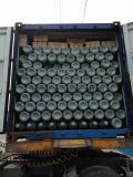 Cilindro de aço gás-ar industrial do tamanho 3L/10L/23.6L/50L do gás C/D/E/G para o mercado de Austrália