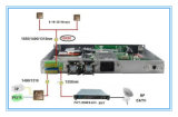 4 Pon FTTH Council EDFA CATV com Wdm Combinar