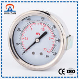 Meter van de Druk van de Lucht van het Instrument van de Druk van de lucht de In het groot met gevulde Olie -