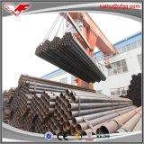 Usine noire de pipe d'acier du carbone d'ASTM A53 Sch40 ERW