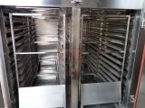 Heißluft, die Tellersegment-Trockner für Tee-Kraut aufbereitet