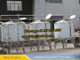 500gallon acero inoxidable tanque de mezcla contador giratorio Tanque de Mezclado