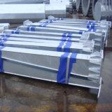 Stahlpole-Aufsatz verwendet für Kraftübertragung