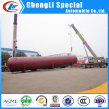 ASME SA516 24mm 100ton 100mt 200m3水平LPGの貯蔵タンク