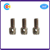 Schroeven van de Verbinding van het roestvrij staal de Cilindrische Hoofd Dwars voor Instrument/Luchtvaart/Douane