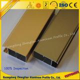 Perfil de aluminio de la protuberancia de los nuevos productos con la electroforesis de Matt