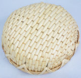Cesta utilitaria antigua hecha a mano del sauce de cesta de mimbre (BC-ST1240)