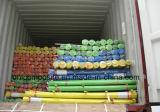 Extrémité Sharpe-Aiguë de protection de fibre de verre de Pultruded de borne colorée UV de route