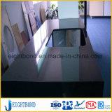 Таблица каменной комнаты травертина природы мебели панели сота роскошной верхней живущий обедая