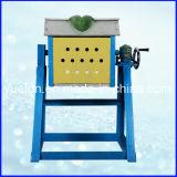 Preço pequeno da fornalha de derretimento da indução da venda quente