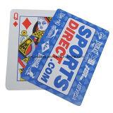 Impresión a todo color modificada para requisitos particulares haciendo publicidad de Playingcards, póker, Playingcards con el cliente Designes