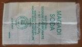 Saco tecido PP da alta qualidade para 50kg o arroz, semente, farinha