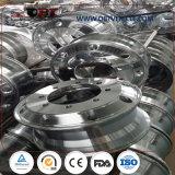 Wiel van de Rand van het Aluminium van de Vrachtwagen van Obt het Aanhangwagen Gesmede voor Hete Verkoop