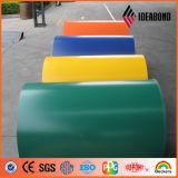 Ideabond PVDF Farbe beschichteter Aluminiumring für Aluminiumwand-Umhüllung