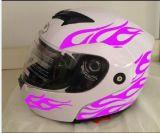 2017 DOT / ECE Aprovado Dual Visers Flip up Motorcylce Helmet Import