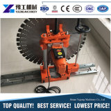 De professionele Machine van de Zaag van het Knipsel van de Muur van de Plak Concrete met Hoge Efficiency