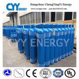 bombola per gas dell'acciaio senza giunte di Hydrogeen 150bar/200bar del CO2 del Lar dell'azoto dell'ossigeno dell'elio 50L