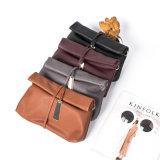 Borsa di cuoio di stile di modo delle borse delle signore dell'unità di elaborazione del progettista