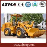 Carregador subterrâneo da roda de Ltma mini carregador de 2 toneladas