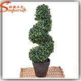2015 горячая продажа искусственного выращивания бонсай Topiary внутри дерева растений