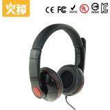 Hz-316 Grosso Compouter com fio Fone de ouvido estéreo com microfone