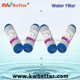 Filtro de agua con el carbón activado granular GAC = Udf
