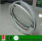 Cerchio di alluminio rivestito Windows di profilo della polvere del materiale da costruzione